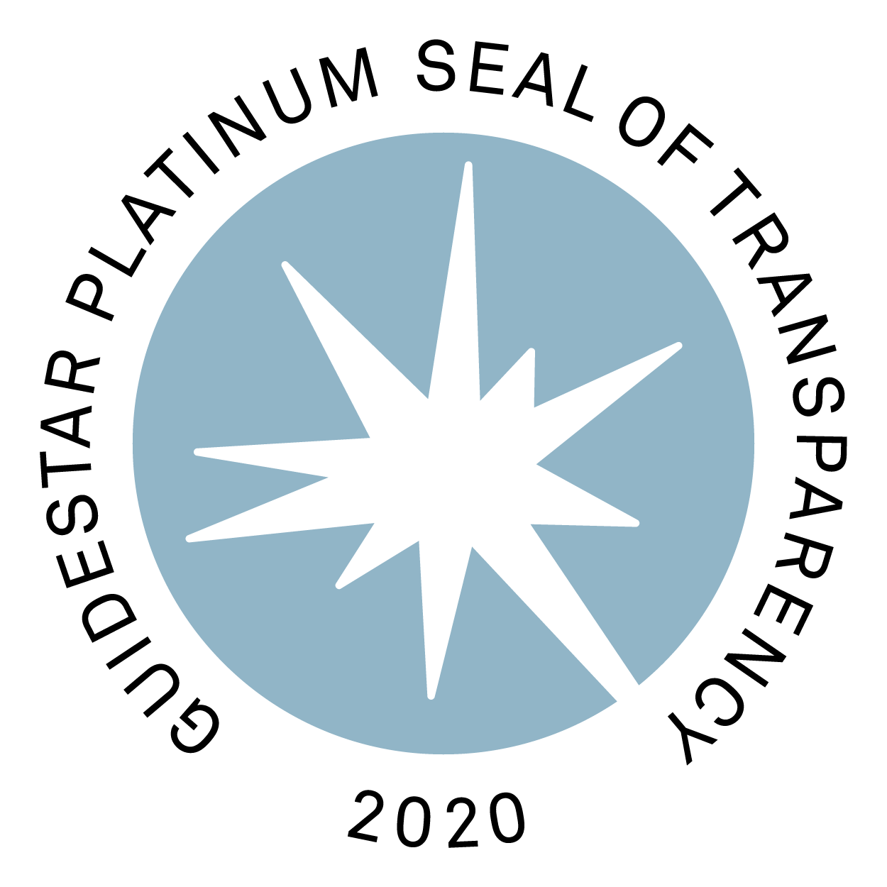 KidneyCAN Platinum Guidestar Seal