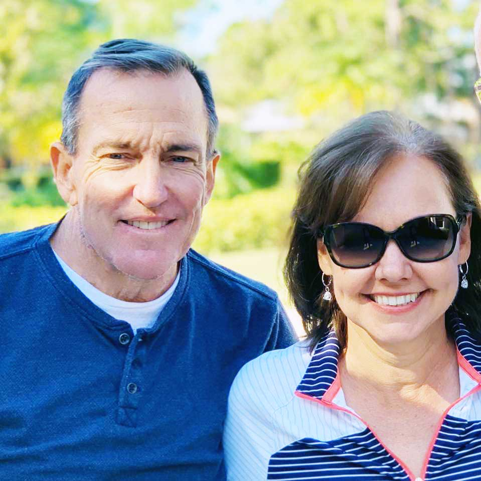 Ralph and Brenda Knapp: KCRS Sponsors